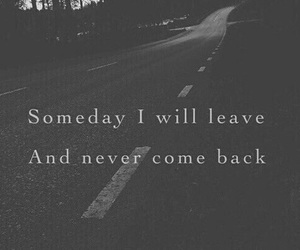 back, leave, and someday image