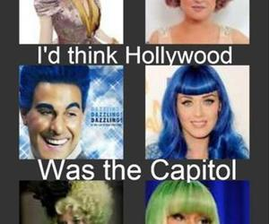 hollywood, capitol, and katy perry image