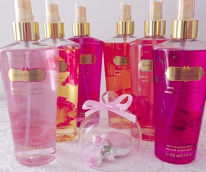 brume, rose, and victoria secret image