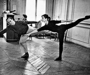 audrey hepburn, ballet, and 60s image