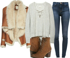 autum, casual, and Polyvore image