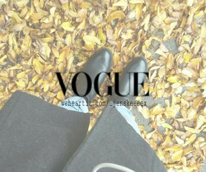 fashion, quote, and vogue image