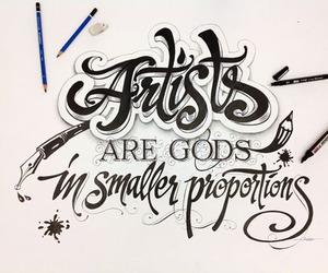 art, calligraphy, and creativity image