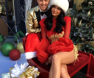 kylie jenner, christmas, and kylie image