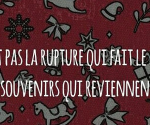 amour, souvenirs, and rupture image