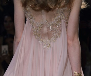 pink, princess, and elie saab image