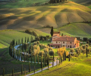 italy, nature, and travel image
