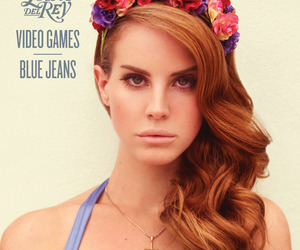 beautiful, blue jeans, and hair image