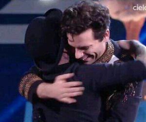 mika, fedez, and hug image