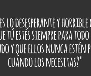 frases, depresion, and frases en español image