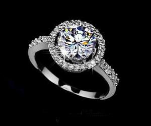 beautiful, diamond, and pretty image