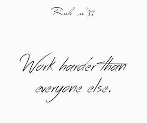 quotes, work, and success image