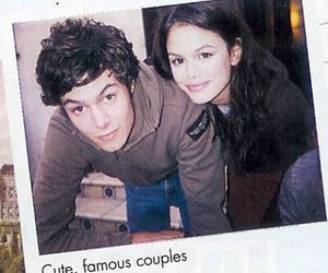 adam brody and rachel bilson image