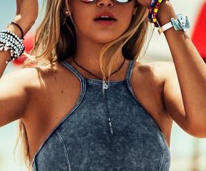 gigi hadid, model, and summer image