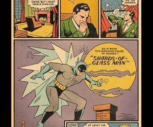 batman, bruce wayne, and funny image
