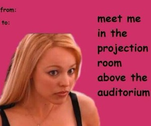 funny, lol, and mean girls image