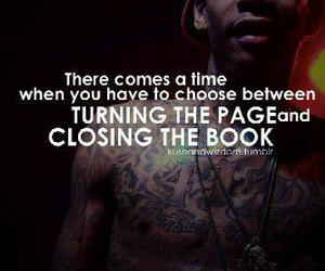 quote, swagg, and tattoo image