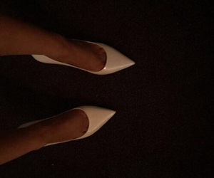 shoes, white, and ariana grande image