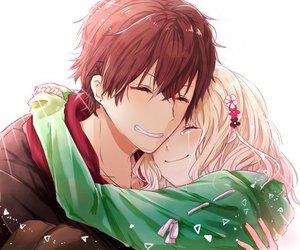 diabolik lovers, anime, and love image
