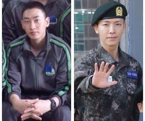 donghae, elf, and eunhyuk image