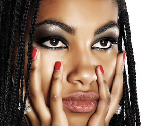 african american, women of color, and braids image