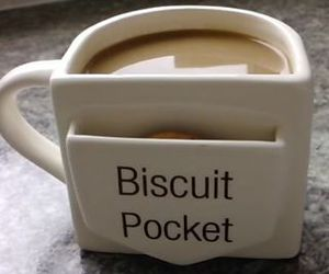 coffee, biscuit, and food image