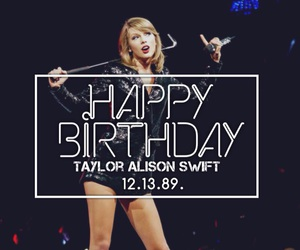 13, blank space, and happy birthday image