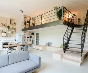 home, interior, and sofa image