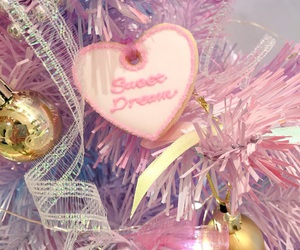 christmas, decorations, and dreams image