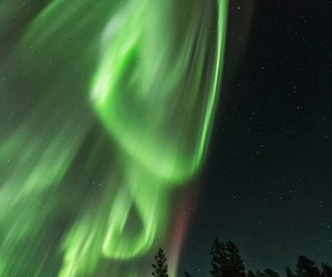 green, light, and norway image