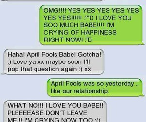 funny, april fools, and joke image