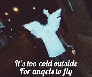angel, Lyrics, and quotes image