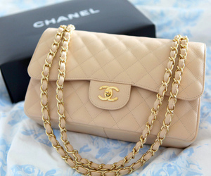 chanel, bag, and purse image