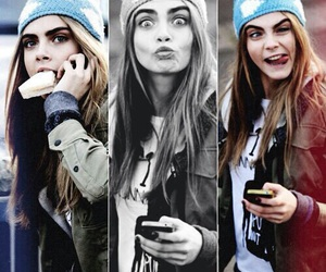 cara delevingne, model, and cool image