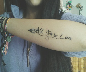tattoo, allthelove, and all+the+love image
