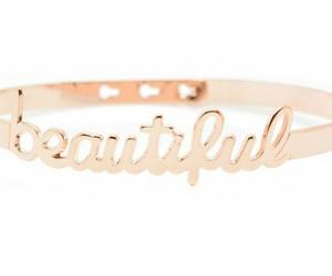 beautiful, bijoux, and bracelet image
