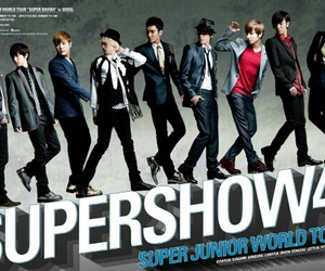 superjunior and ss4 image