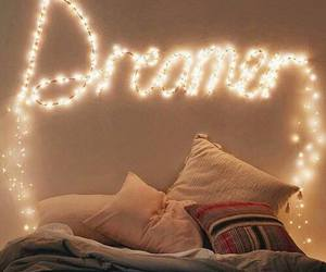 dreamer, light, and room image