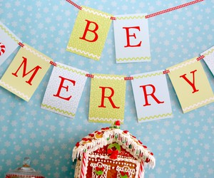 Christmas time, gingerbread house, and christmas decorations image
