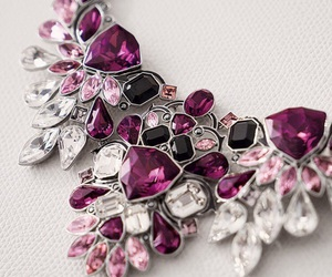accessories, jewels, and necklace image