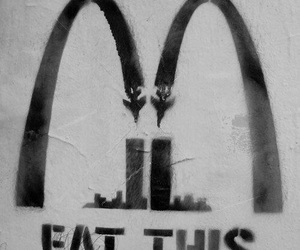 McDonalds, eat, and mc donalds image