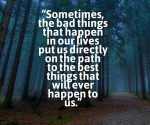 path, quotes, and life image