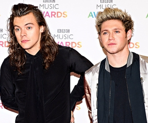 one direction, niall horan, and narry image