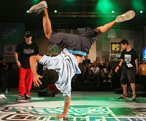 breakdance, dance, and music image