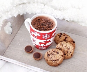 chocolate, cookie, and cozy image