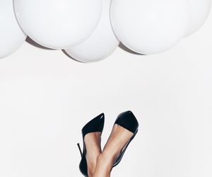 balloons, classy, and fashion image