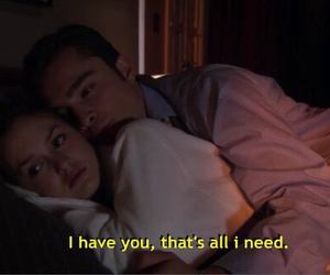 bed, chuck bass, and gossip girl image