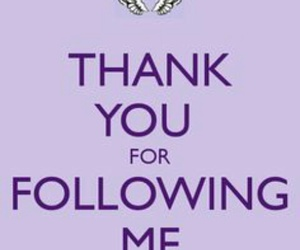 for, following, and me image