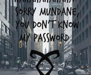 shadowhunters, mundane, and wallpaper image