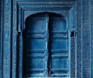 doors and exotic image